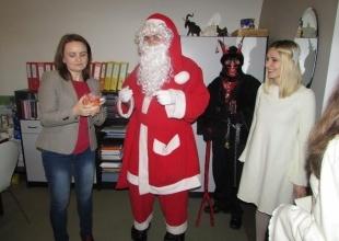 Święty Mikołaj;)
