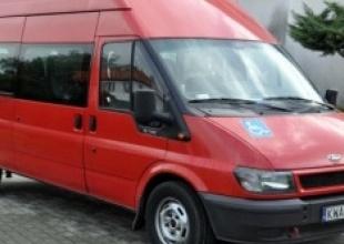 Rozstaliśmy się z naszym czerwonym busem