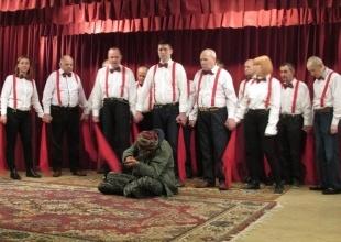 Przegląd Zespołów Artystycznych Domów Pomocy Społecznej W Wadowicach