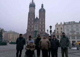 Wycieczka do Krakowa - Styczeń 2017