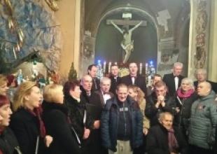 Wizyta chóru SOLI DEO z Kalwarii Zebrzydowskiej
