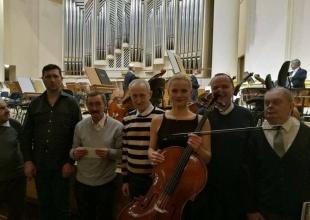 Z wizytą w Filharmonii Krakowskiej...