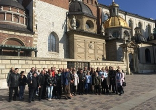 Niezapomniane chwile na Wawelu i w Bibliotece