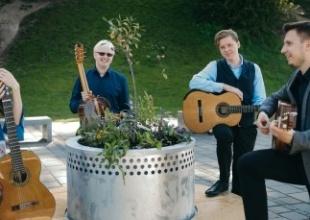 Cracow Guitar Quartet